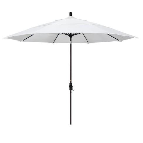 11' Aluminum Collar Tilt DV Patio Umbrella - California Umbrella - image 1 of 3