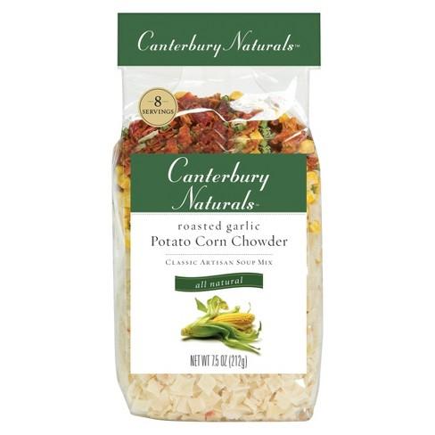 Canterbury Naturals Potato Corn Chowder Soup 7.5 oz - image 1 of 1