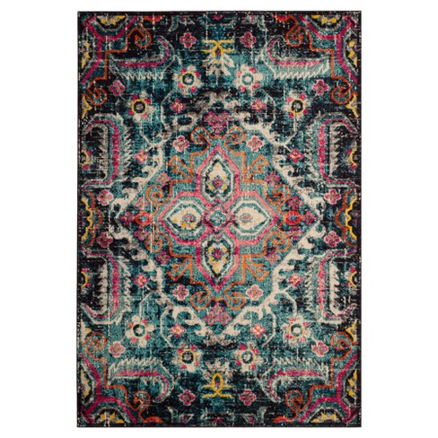 Beautrix Medallion Loomed Area Rug - Safavieh - image 1 of 3