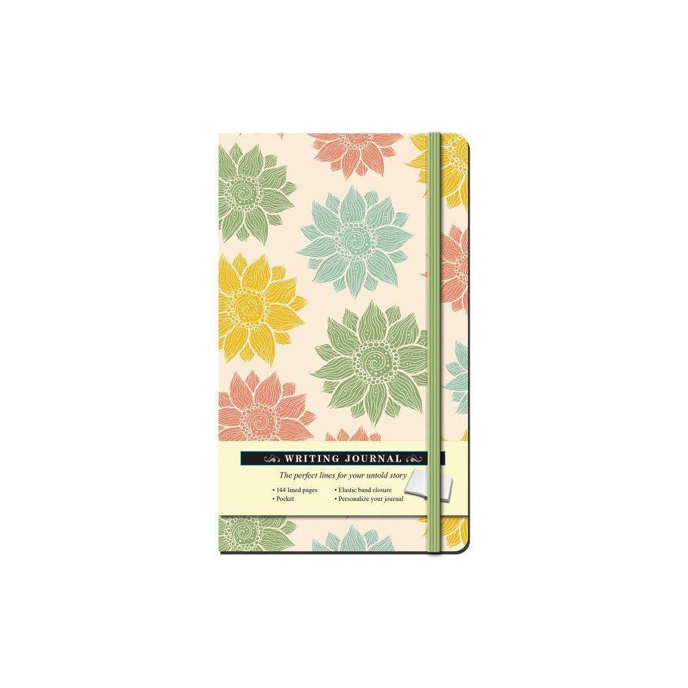 Multi Floral Writing Journal (Hardcover) Multi Floral Writing Journal (Hardcover)