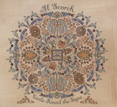 Al scorch - Circle around the signs (CD) - image 1 of 1