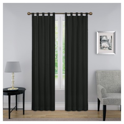 Set of 2 Montana Light Filtering Curtain Panels - Pairs To Go