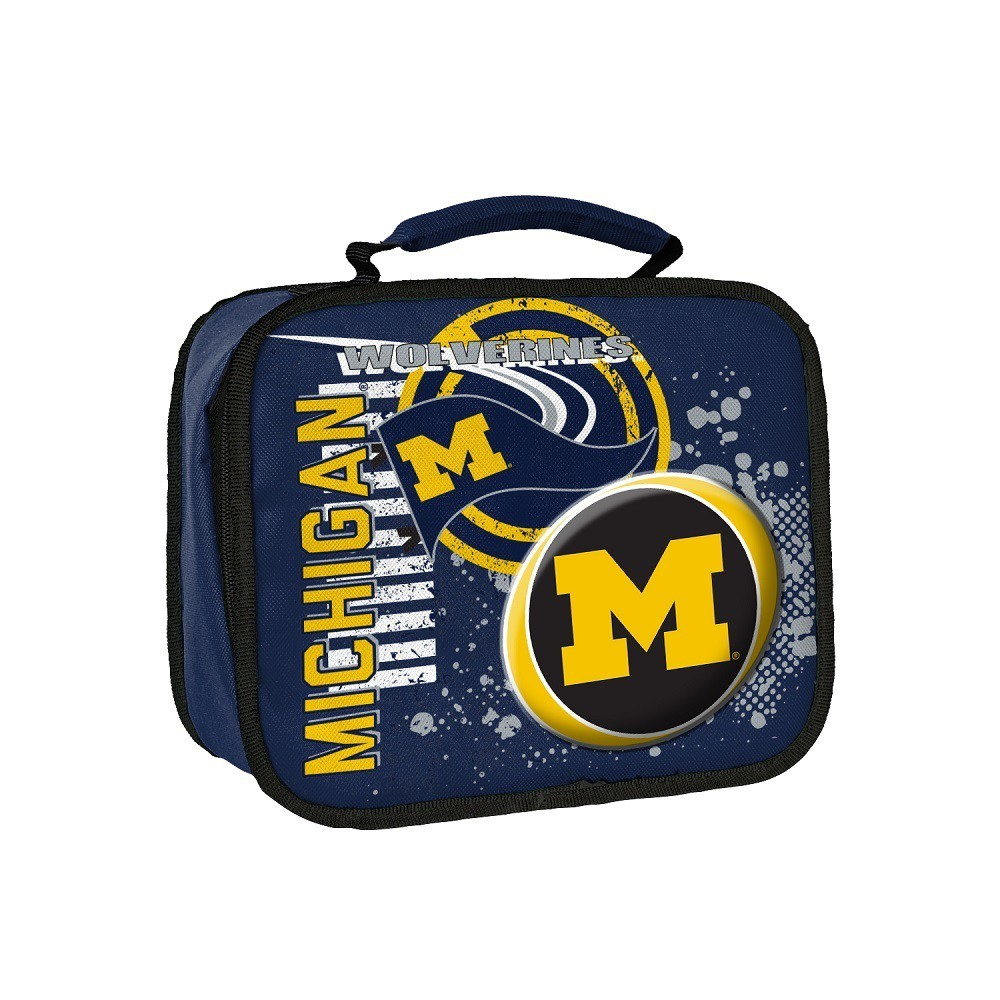 Michigan Wolverines Northwest Company Accelerator Lunchbox
