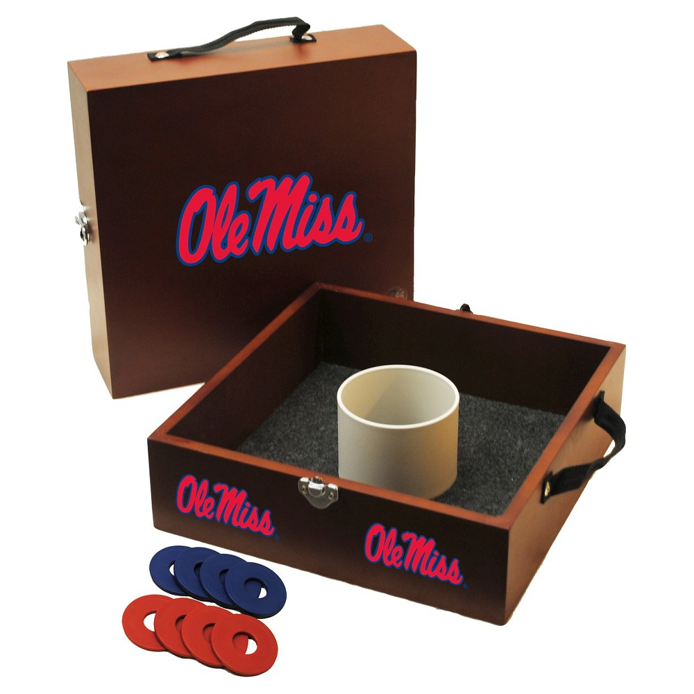 Ole Miss Rebels Wild Sports Washer Toss