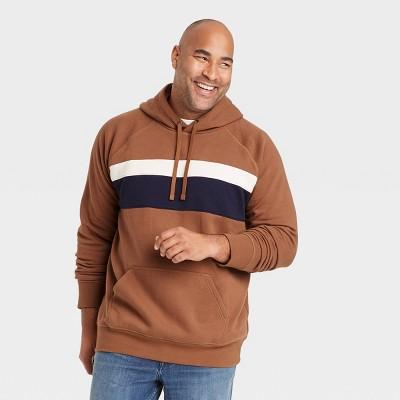 Men's Standard Fit Hooded Sweatshirt - Goodfellow & Co™