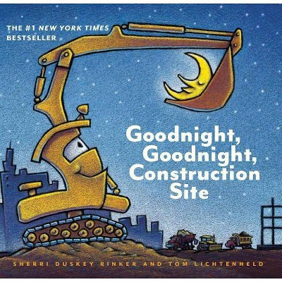 Goodnight, Goodnight, Construction Site (Board Book)(Sherri Duskey Rinker)