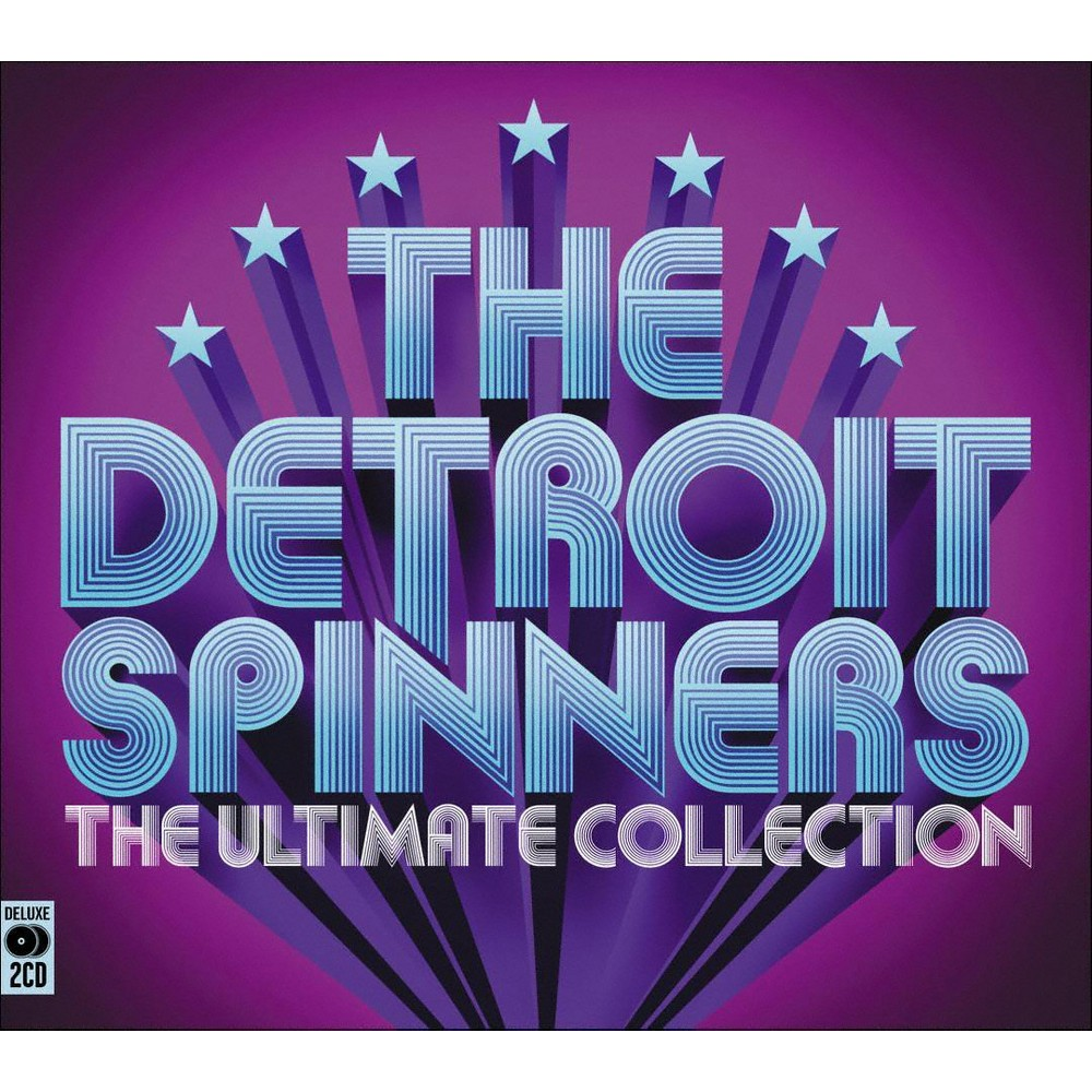 Spinners - Detroit Spinners:Ultimate Collection (CD)