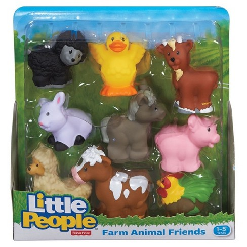 Fisher Price Little People Farm Animals Target