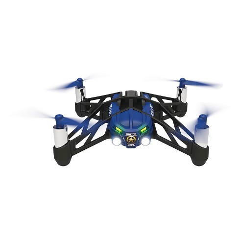 Parrot Evo Airborne Night Drone Blue - image 1 of 8