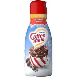 Coffee Mate Peppermint Mocha Coffee Creamer - 32 fl oz