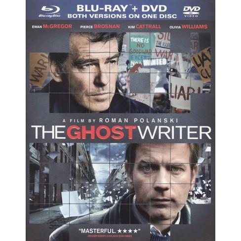 Ghost Writer (Blu-ray/DVD) - image 1 of 1