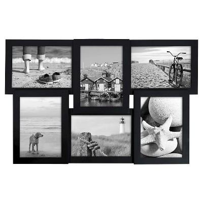 Back-to-college Multiple Image Frame 4X6 Black