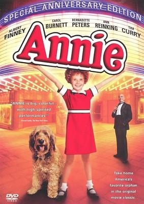 Annie Special Anniversary Edition (DVD)