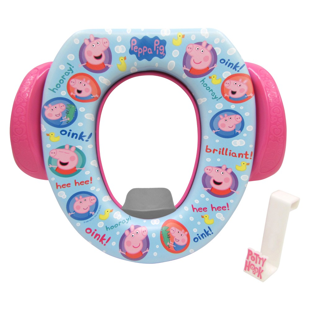 Image of Nickelodeon Peppa Pig Playtime Soft Potty