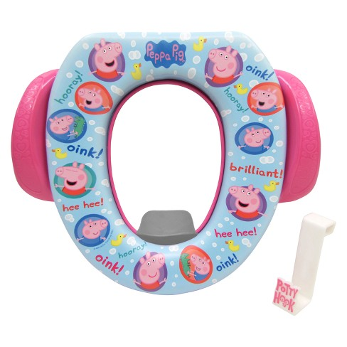 c81188a37b8 Nickelodeon Peppa Pig Playtime Soft Potty   Target