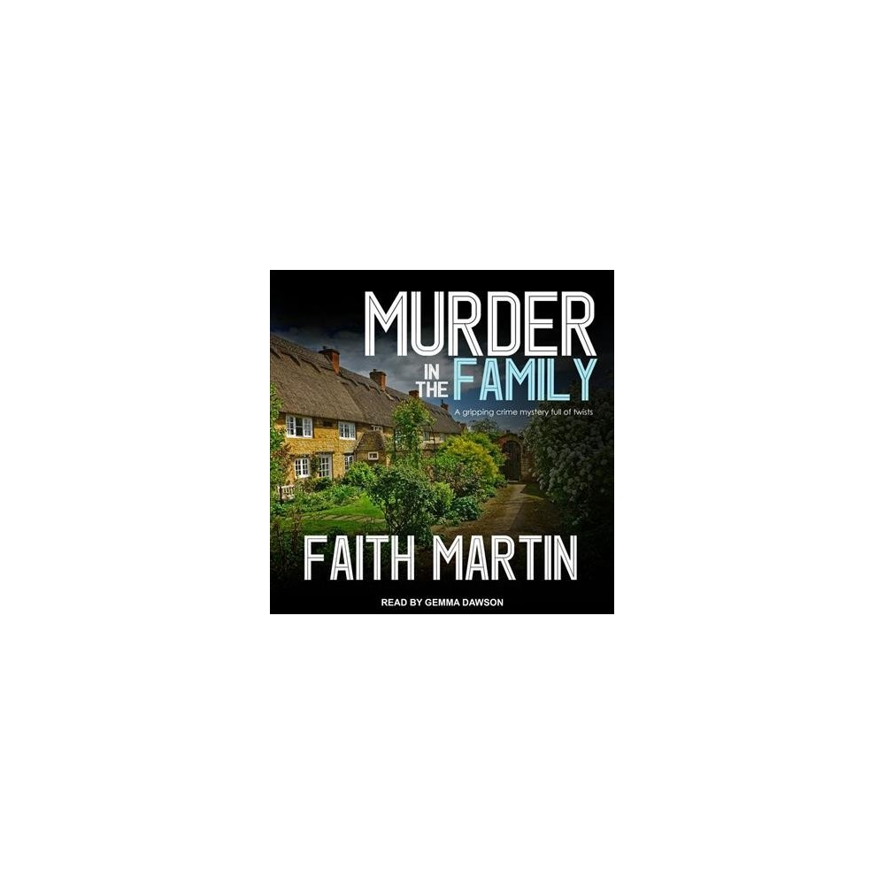 Murder in the Family - (Di Hillary Greene) by Faith Martin (MP3-CD)