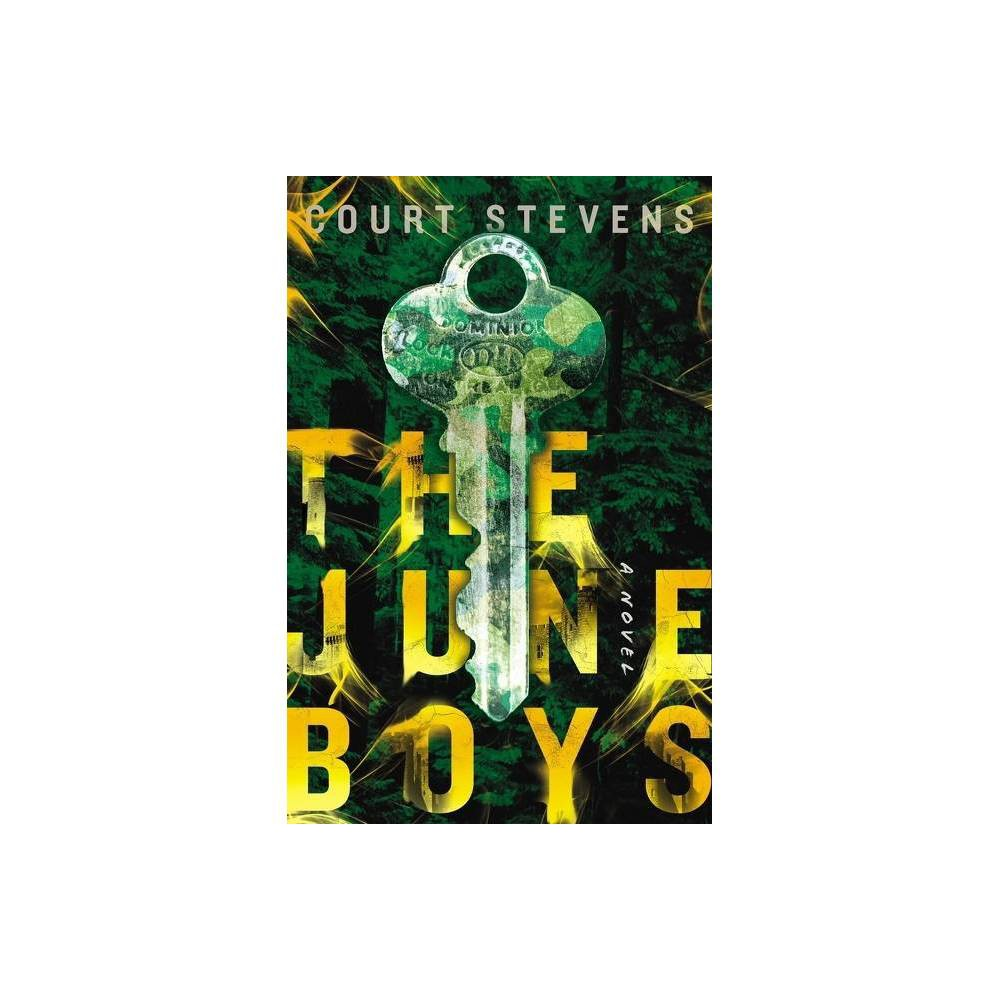 The June Boys - by Court Stevens (Hardcover) The Gemini Thief could be anyone. Your father, your mother, your best friend's crazy uncle. Some country music star's deranged sister. Anyone. Someone is stealing Tennessee's boys. REPORT SUSPICIOUS BEHAVIOR. The Gemini Thief is a serial kidnapper, who takes three boys and holds them captive from June 1st to June 30th of the following year. The June Boys endure thirteen months of being stolen, hidden, observed, and fed before they are released, unharmed, by their masked captor. The Thief is a pro, having eluded authorities for nearly a decade and taken at least twelve boys. Now Thea Delacroix has reason to believe the Gemini Thief has taken a thirteenth victim: her cousin, Aulus McClaghen. But the game changes when one of the kidnapped boys turns up dead. Together with her boyfriend Nick and her best friends, Thea is determined to find the Gemini Thief and the remaining boys before it's too late. Only she's beginning to wonder something sinister, something repulsive, something unbelievable, and yet, not impossible: What if her father is the Gemini Thief? Praise for The June Boys  Not only a terrifying story of the missing, but a heartbreaking, hopeful journey through the darkness.  --MEGAN MIRANDA, New York Times bestselling author of The Last House Guest  Stunning twists and turns. Hang on tight.  --RUTA SEPETYS, international bestselling author  A gripping suspense that hooked me from the first sentence.  --COLLEEN COBLE, USA TODAY bestselling author of One Little Lie and the Lavender Tides series  I was hooked and couldn't stop reading.  --CATHERINE BOCK, book buyer for Parnassus Books Full-length, stand-alone Young Adult suspense novel Includes Discussion Questions for Book Clubs Gender: unisex.