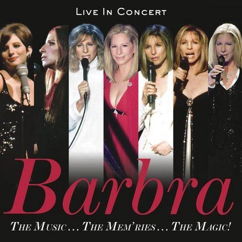 Barbra Streisand - Music The Mem'ries The Magic! (CD) - image 1 of 1