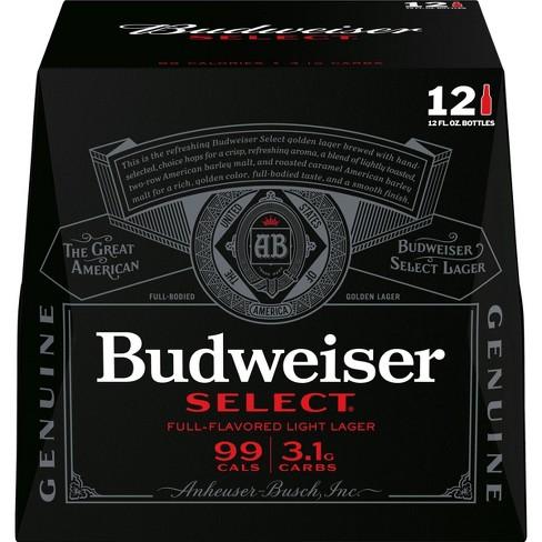 Budweiser Select Beer - 12pk/12 fl oz Bottles - image 1 of 1