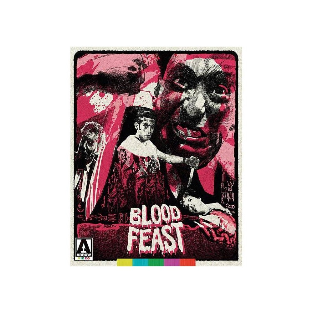 Blood Feast Blu Ray
