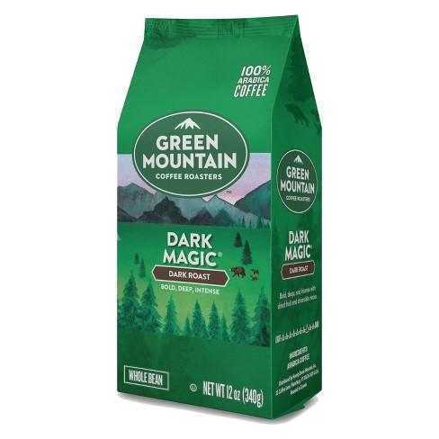 Green Mountain Coffee Dark Magic Ground Coffee - Dark Roast - 12oz - image 1 of 4