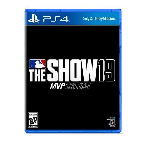 MLB The Show 19: MVP Edition - PlayStation 4 - image 1 of 4