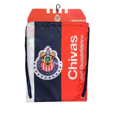 """FIFA Chivas Officially Licensed 18"""" Drawstring Bag"""