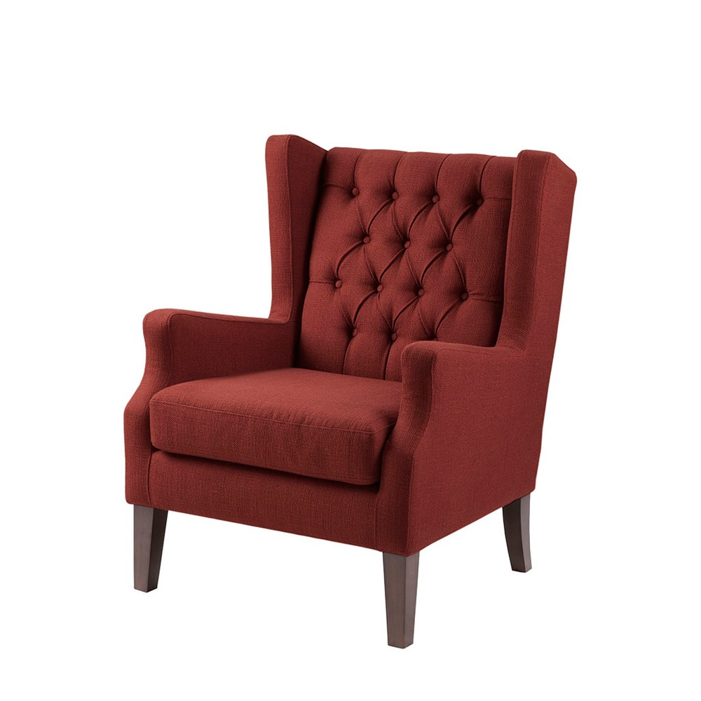 Lyle Chair - Red, Accent Chairs