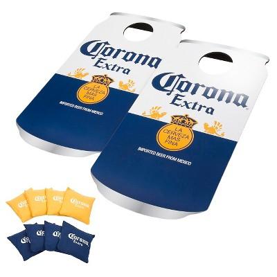Corona Can Cornhole Bean Bag Toss Game