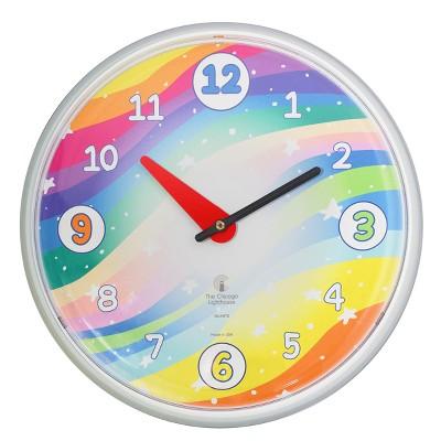 Chicago Lighthouse Children's Wall Clock Decorative Wall Clocks