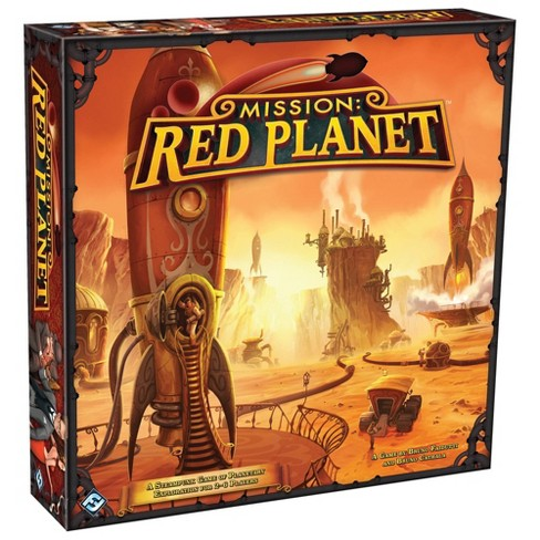 Fantasy Flight Games Mission: Red Planet Board Game - image 1 of 4