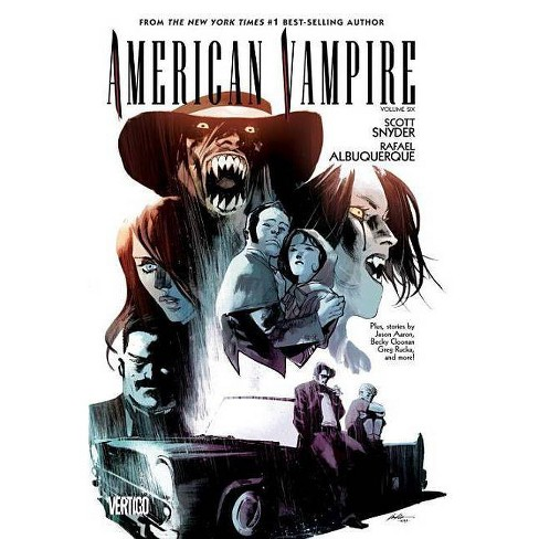 American Vampire, Volume 6 - by  Scott Snyder (Paperback) - image 1 of 1