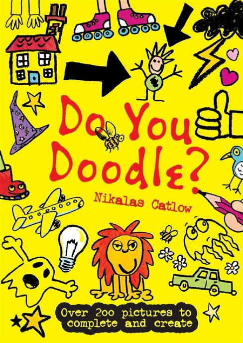 Do You Doodle? by Nikalas Catlow - image 1 of 1