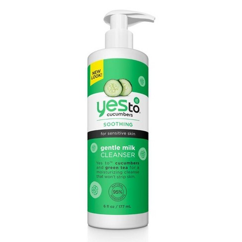 Yes to Cucumbers Gentle Milk Cleanser - 6 fl oz - image 1 of 2