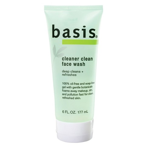 BASIS Gel Basic Cleansing Facial Cleanser - 6 oz - image 1 of 3