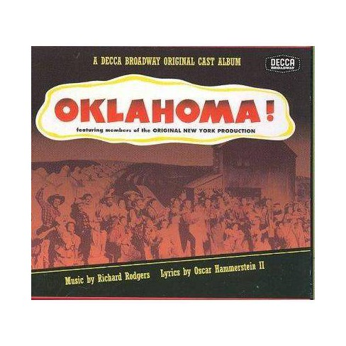 Rodgers & Hammerstein - Oklahoma! (1943 Original Broadway Cast) (CD) - image 1 of 1