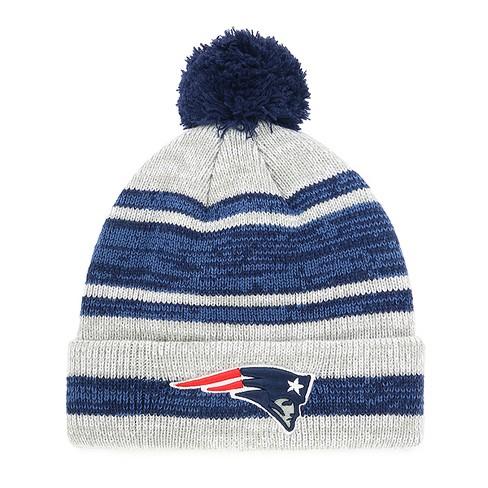 3cad1da2f6d07 NFL Men s New England Patriots Sky Knit Hat   Target