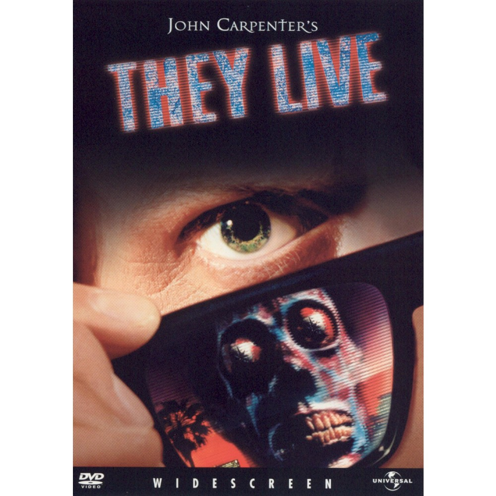 They Live (Dvd), Movies