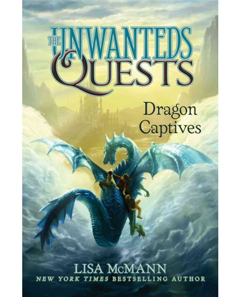 Dragon Captives (Hardcover) (Lisa McMann) - image 1 of 1