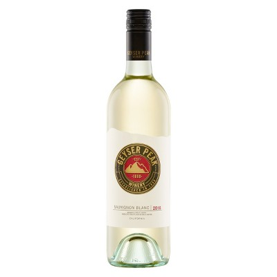 Geyser Peak Sauvignon Blanc White Wine - 750ml Bottle