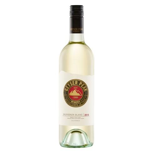 Geyser Peak Sauvignon Blanc White Wine - 750ml Bottle - image 1 of 3