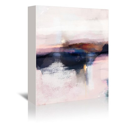 Americanflat Evening Star by Louise Robinson Canvas