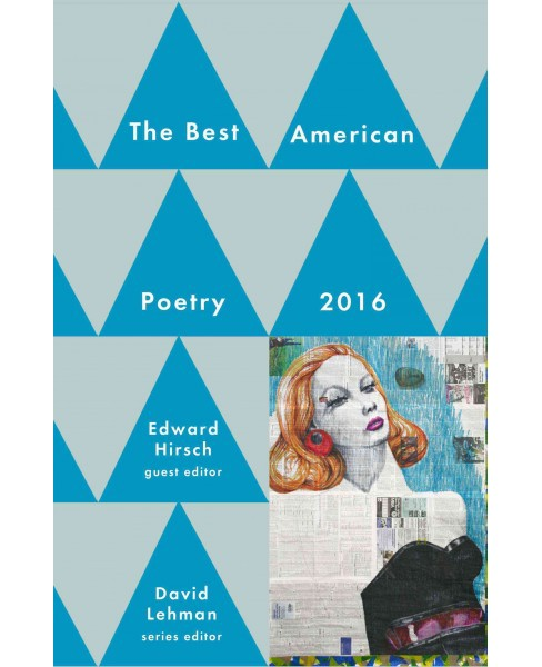 Best American Poetry 2016 (Hardcover) - image 1 of 1