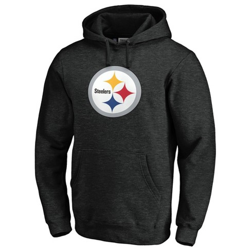 NFL Pittsburgh Steelers Men's Big & Tall Fleece Hoodie 5XL