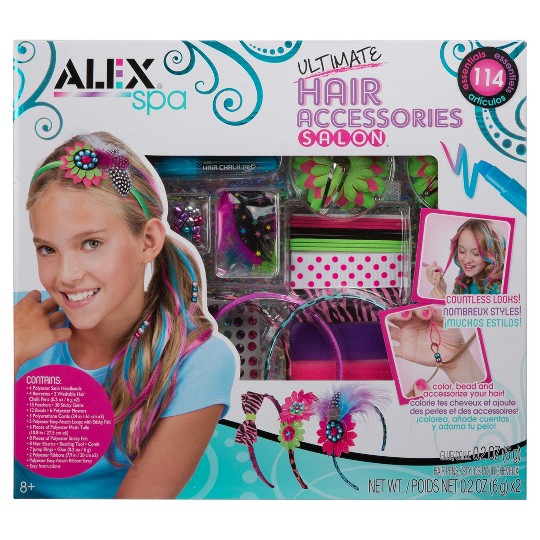 Alex Ultimate Hair Accessories Salon image number null