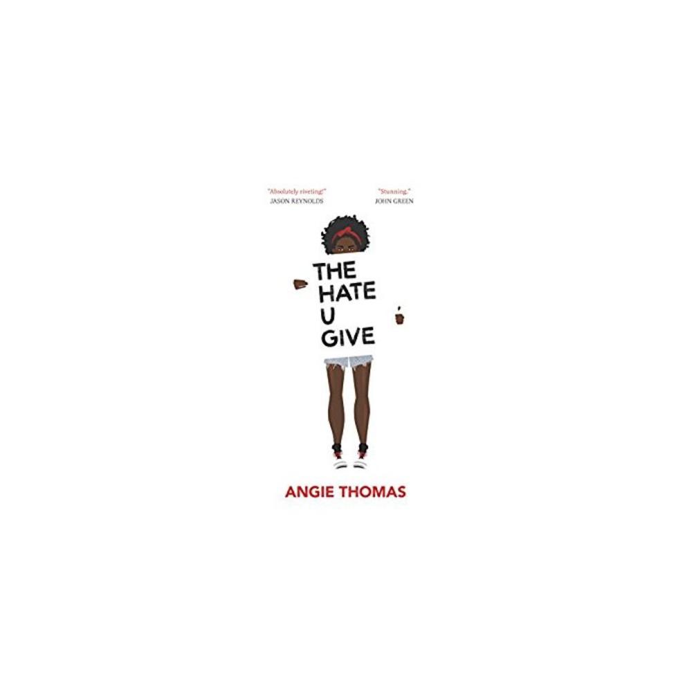 Hate U Give (Hardcover) (Angie Thomas) Hate U Give (Hardcover) (Angie Thomas)