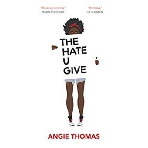 Hate U Give (Hardcover) (Angie Thomas) - image 1 of 1