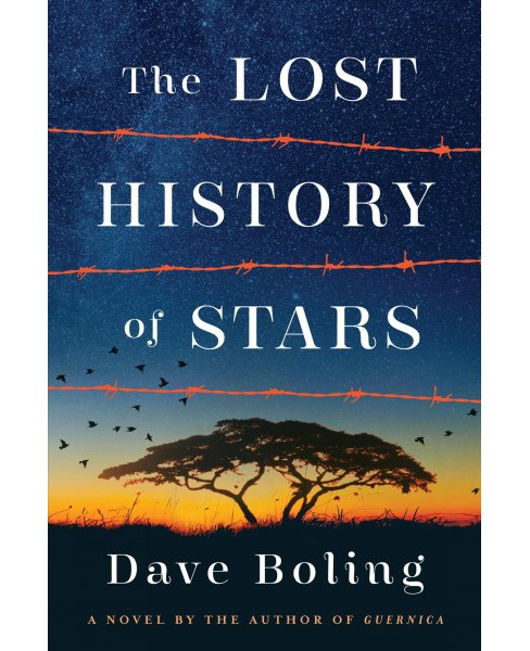 Lost History of Stars -  by Dave Boling (Hardcover) - image 1 of 1