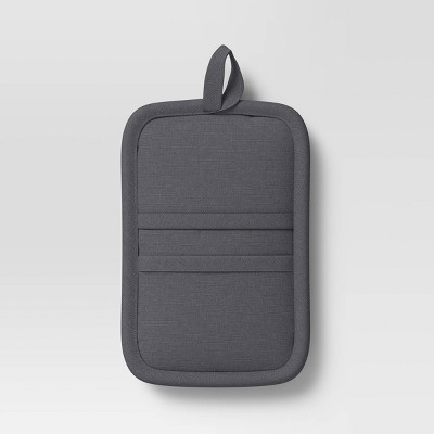 Cottton Pot Holder Gray - Made By Design™