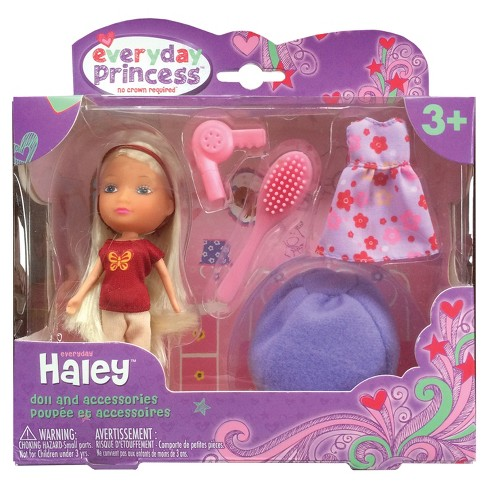 Neat-Oh! Everyday Princess Haley Doll & Bean Bag Chair - image 1 of 4
